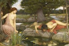 Echo and Narcissus, 1903, John William Waterhouse © National Museums Liverpool