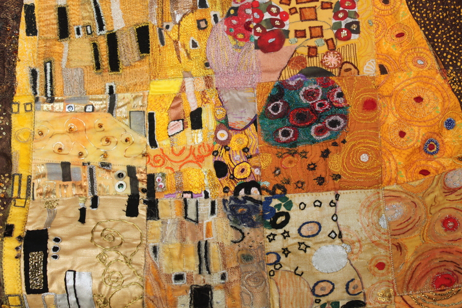 Williamson Art Gallery: 20 Years of Stitch & Textiles on The Wirral