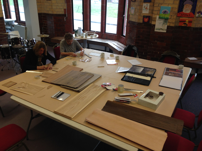 The Florrie: Marquetry Classes