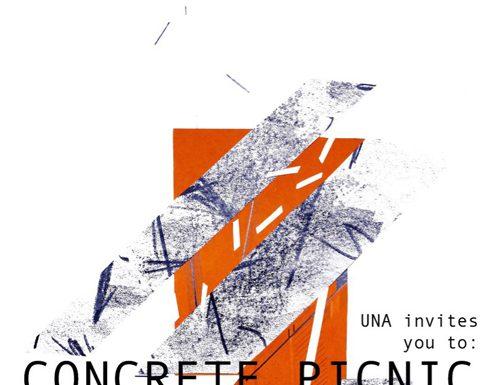 concrete picnic