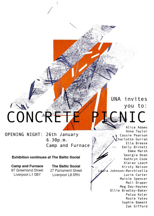 Camp & Furnace: Concrete Picnic