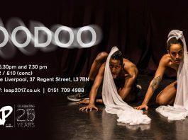 MDI: LEAP at Make Liverpool: Project O: Voodoo