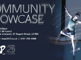 MDI: LEAP at Make Liverpool: Community Showcase: 25 Years of Leap