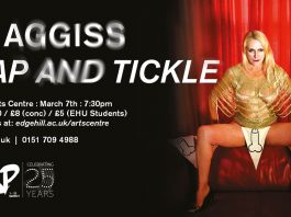 MDI: LEAP at Make Liverpool: Slap & Tickle, Liz Aggiss