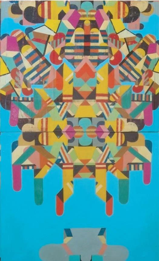 Chapel Gallery: Magical Geometry