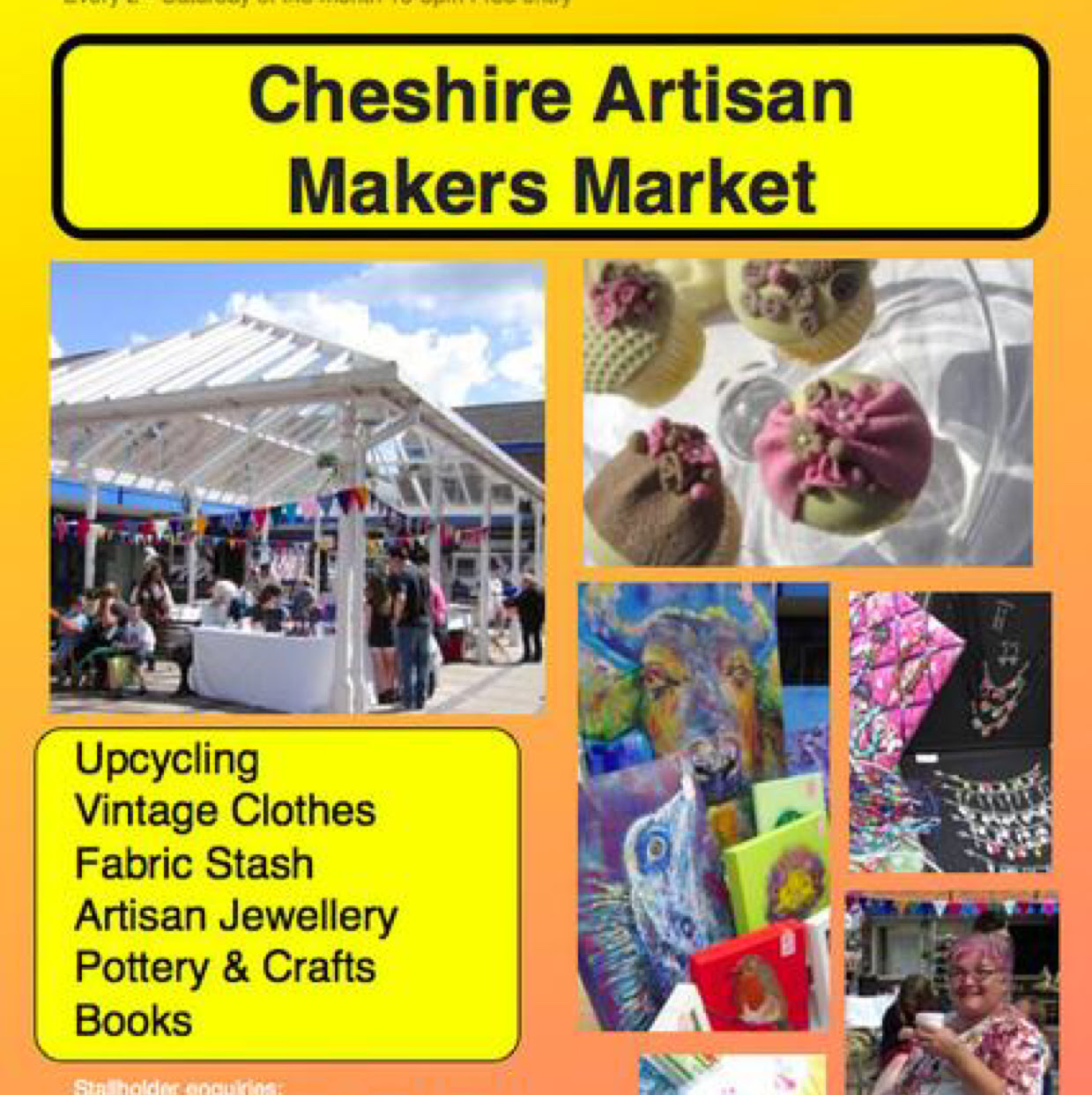 ArtWork Studios: Cheshire Artisan Makers Market