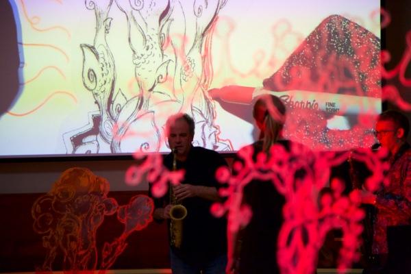 Tate Liverpool: Concurrent: Exchanges Through Improvisation