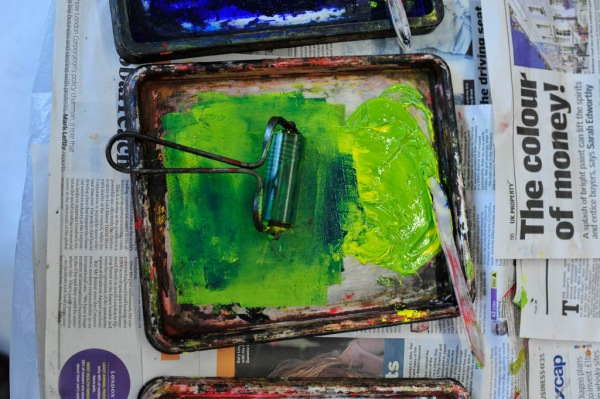 Tate Liverpool: Introduction to Printmaking, Led by Colette Whittington