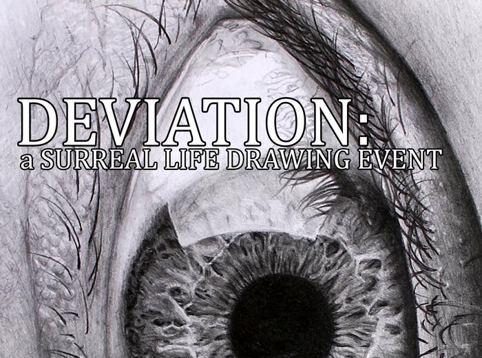 ROAD Studios: Deviation: a Surreal Life Drawing Experience