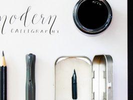Make Liverpool: Modern Calligraphy Workshop
