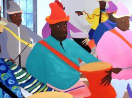 Walker Art Gallery: Lubaina Himid: Naming the Money