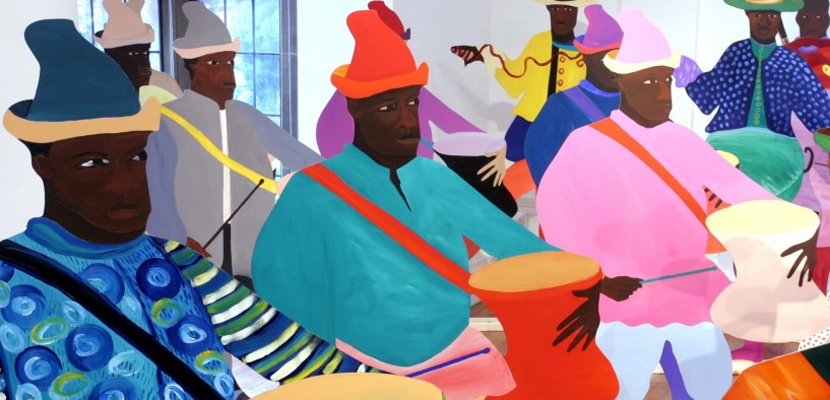 Walker Art Gallery: Lubaina Himid: Naming the Money
