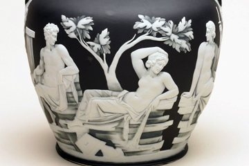 Lady Lever Gallery: Grand Tour and the Portland Vase