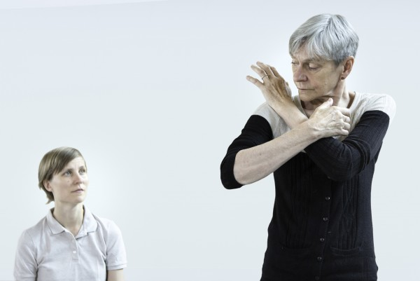Bluecoat: Siobhan Davies Dance: material / rearranged / to / be
