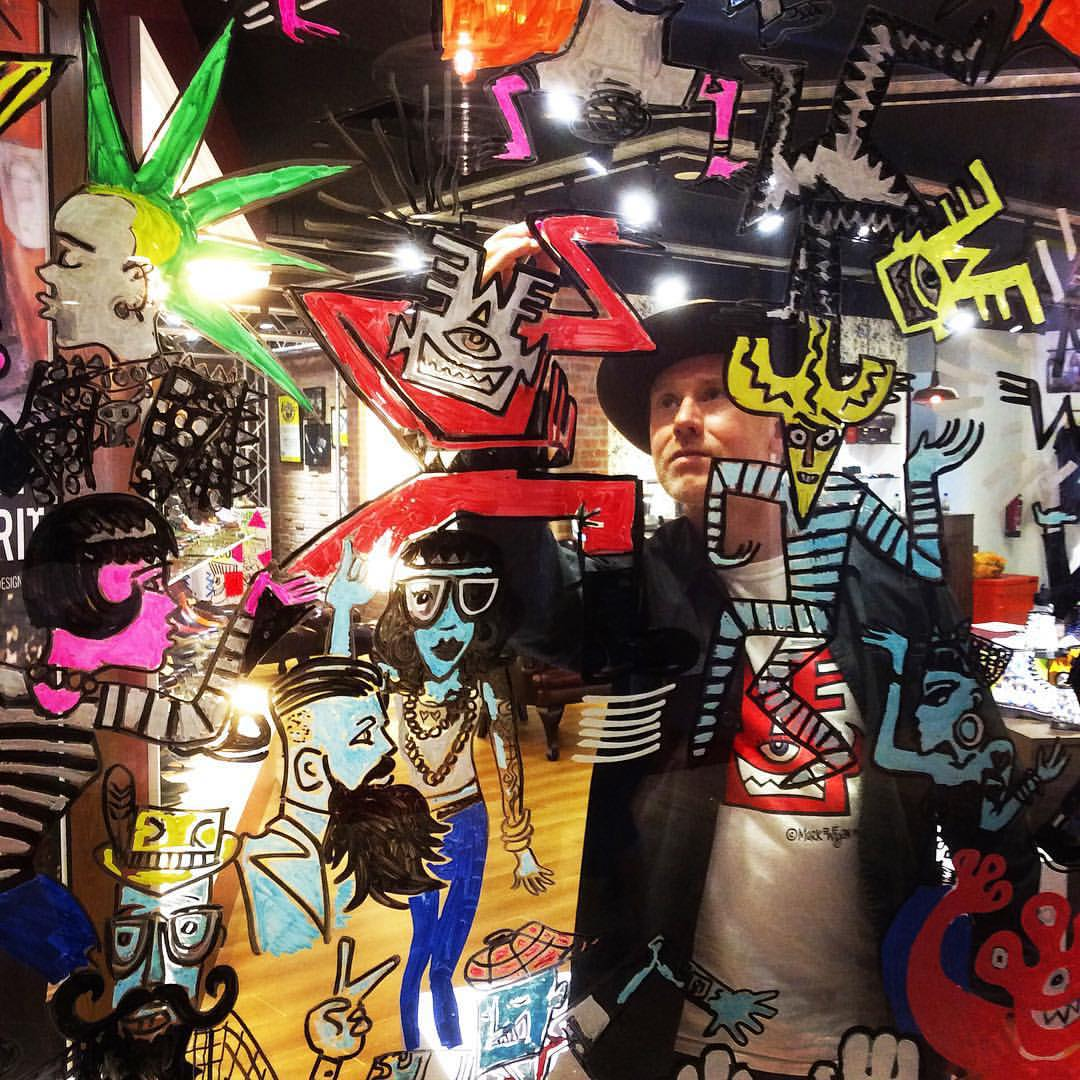 Chester Art Centre: The Transglobal Art of Mark Wigan