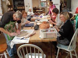 Mon Ceramics: Weekend Pottery Workshops