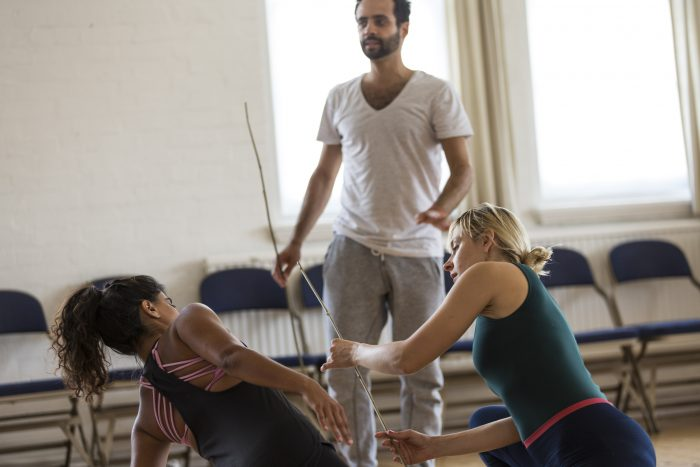 Physical Fest: Movement as the starting point – Vini Carvalho