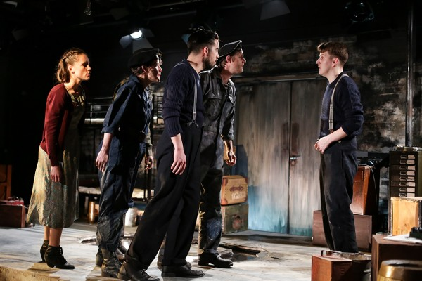 Bluecoat: Narvik: a new play with songs