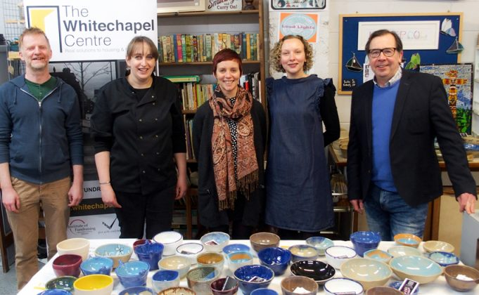 Baltic Clay, Scouse in a Bowl, © Andrew Sherriff Photo