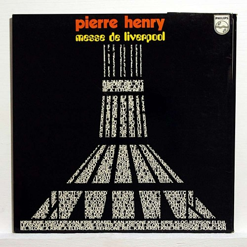Pierre Henry, Messe de Liverpool