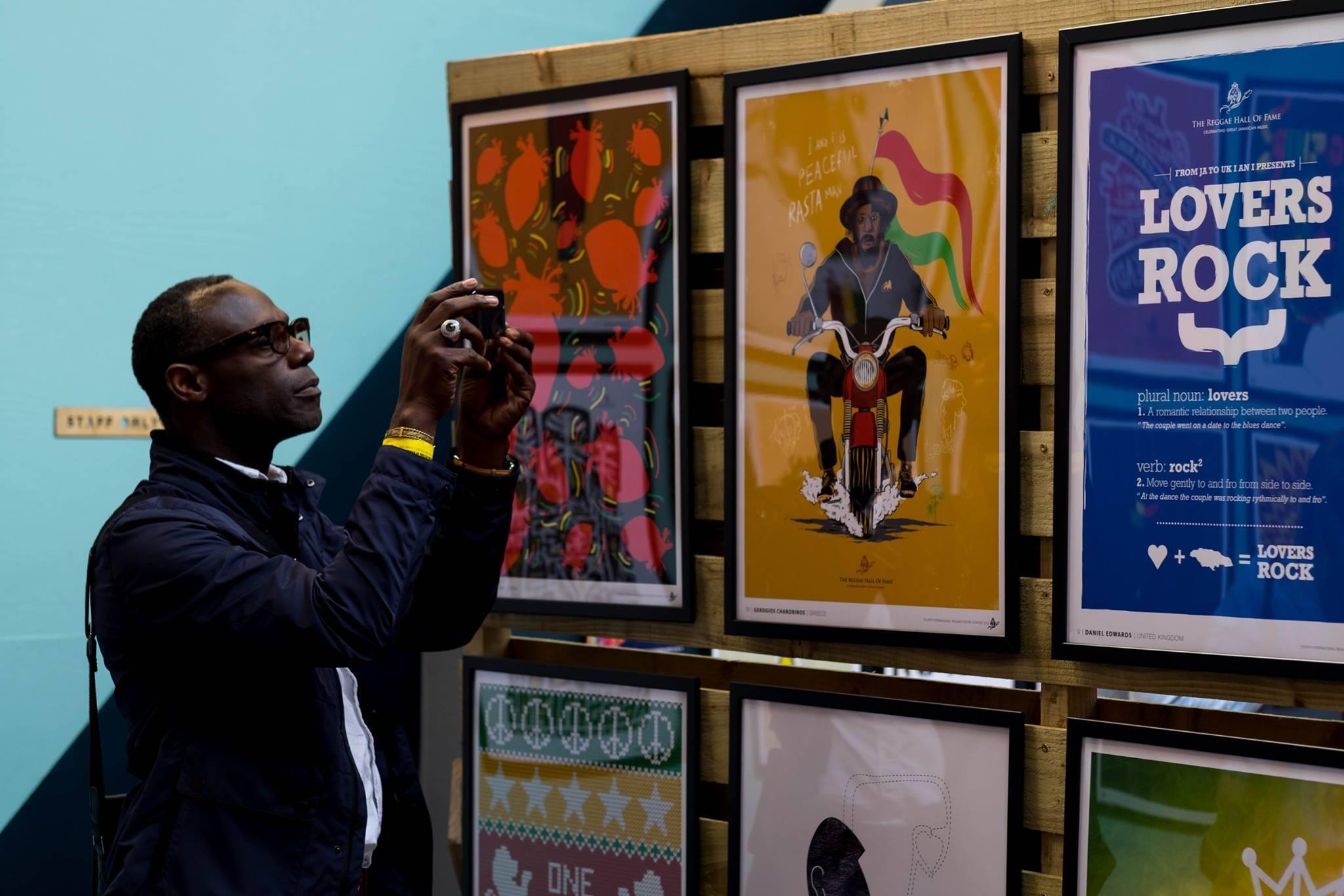 Constellations: The Art of Reggae