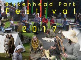 Birkenhead Park Festival