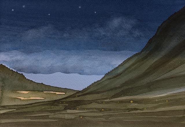 Reader Gallery: Travelling Light, John Elcock