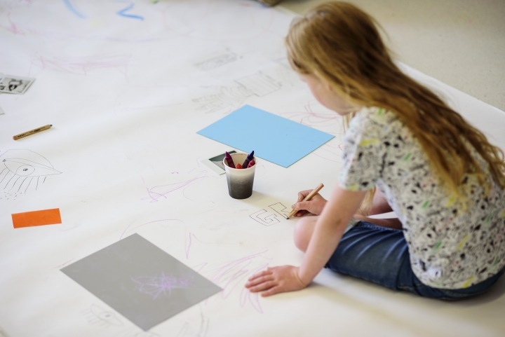 Tate Liverpool: Creative Studio: Autism Friendly Session