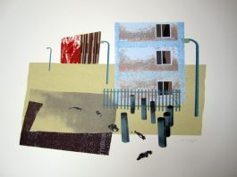 View Two: Angela Wright, Edge of the City