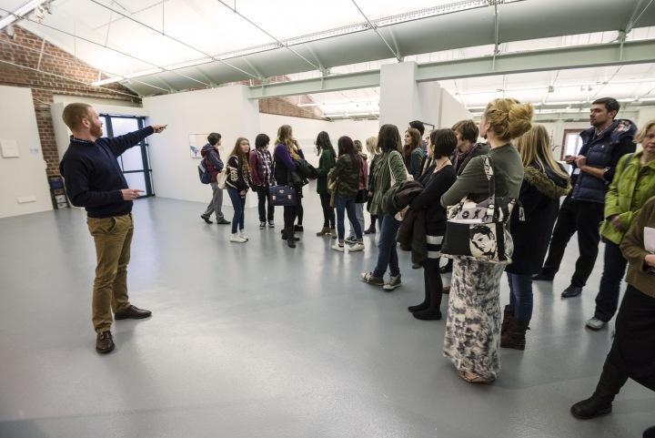 Tate Liverpool:  Good Feelings in Good Times