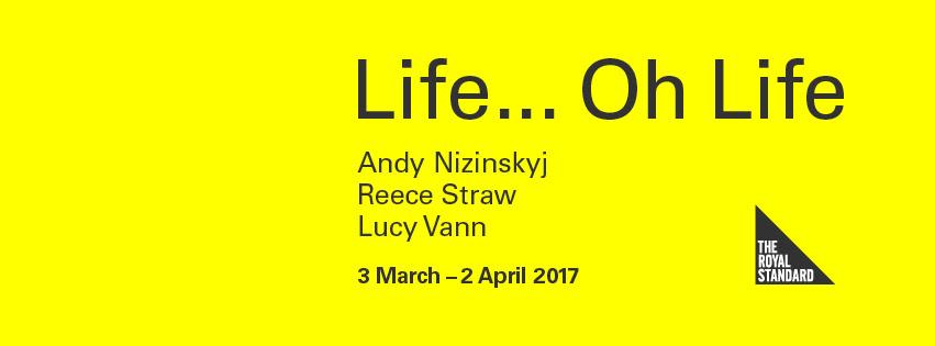The Royal Standard: Life… Oh Life