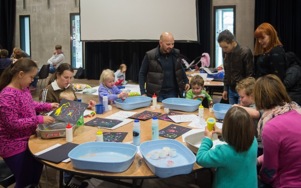 Bluecoat: Family Heritage Weekend