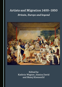 Cornerstone Building: Book Launch: Artists and Migration 1400-1850. Britain, Europe and beyond