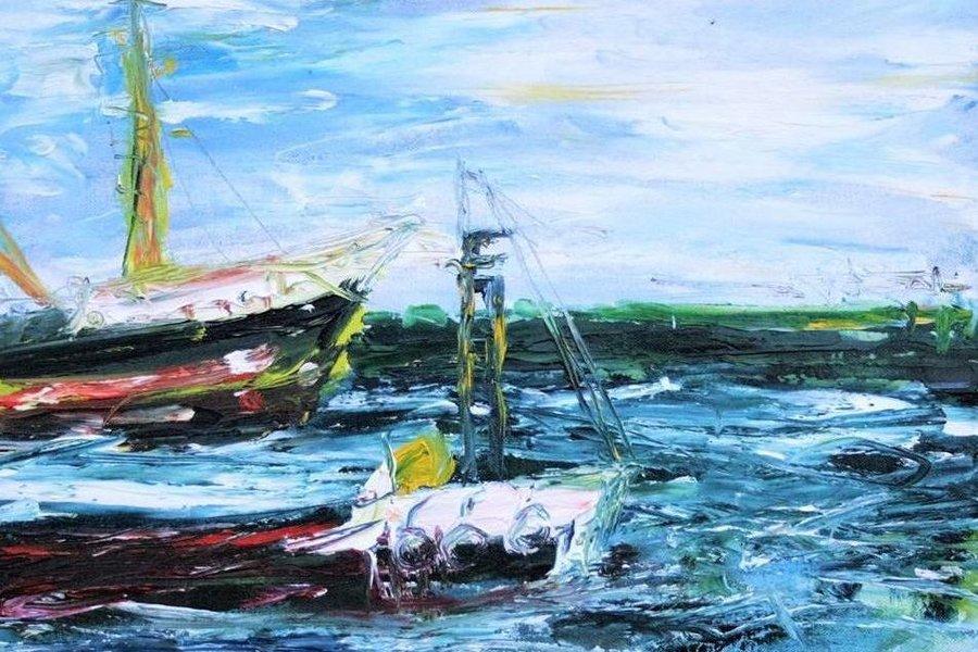 Williamson Art Gallery: Expressive Art on the Mersey