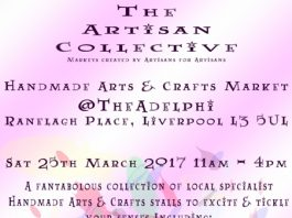 The Adelphi: The Artisan Collective March Handmade Arts & Crafts Market