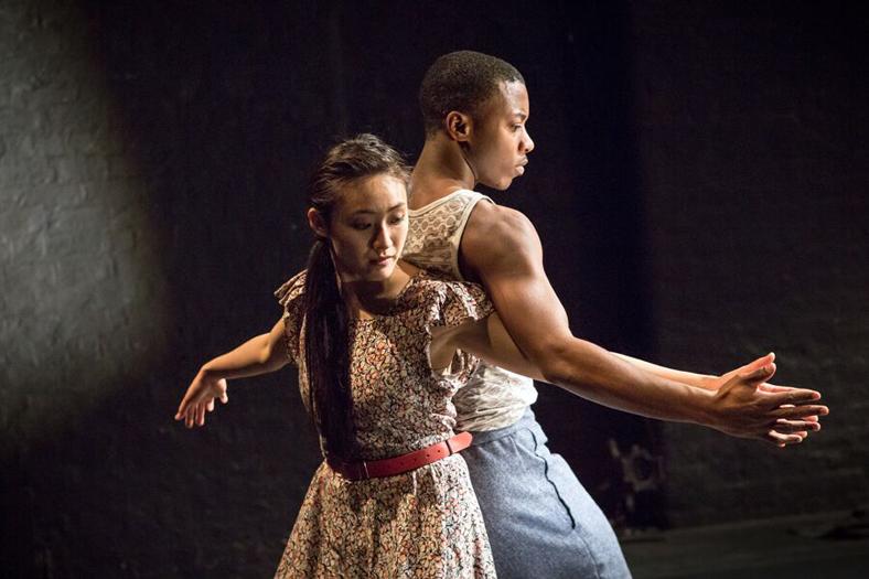 Review: WHITEOUT, Barrowlands Ballet. LEAP Dance Festival ...
