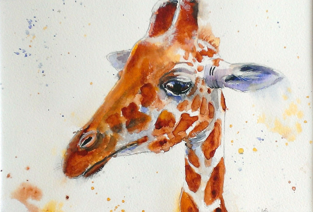 Chester Art Centre: Contemporary Watercolour Workshop with Jocelyn Roberts
