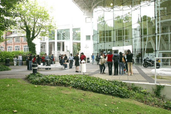 LJMU Aldham Robarts Library