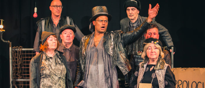MPAC: Masterclass – Making Political Theatre With Communities