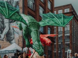 LightNight 2017: Here be Dragons