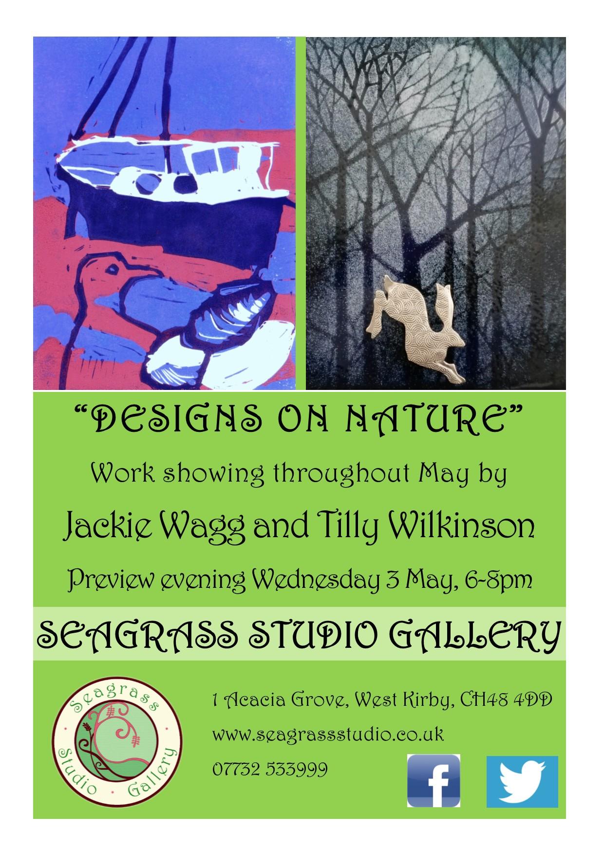 Seagrass Studio: Designs on Nature