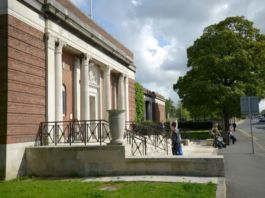 Williamson Art Gallery: The Things That Live Under The Stairs
