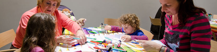 Museum of Liverpool: Summer of Love crafternoon
