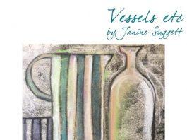 """Staacks: """"VESSELS """" by Janine Suggett"""