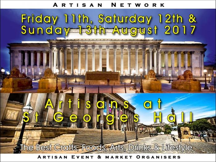 St George's Hall: Artisans At St George's Hall