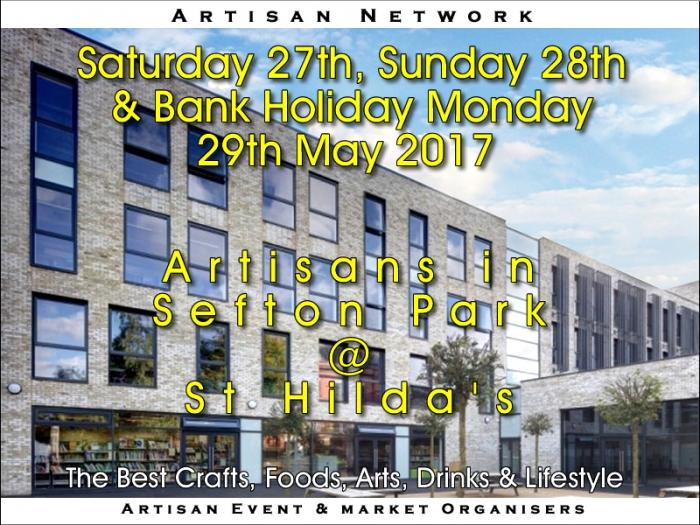 St Hilda's: Artisans In Sefton Park