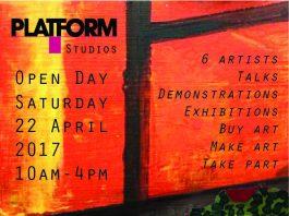 Platform Studios Open day 2017