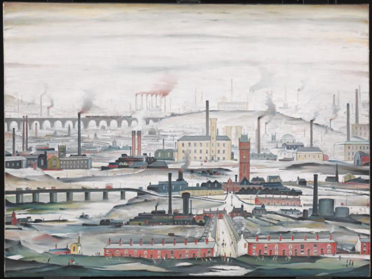 Tate Liverpool: Printmaking and the urban landscape