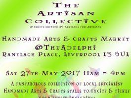 The Adelphi: The Artisan Collective, May Handmade Arts & Craft Market