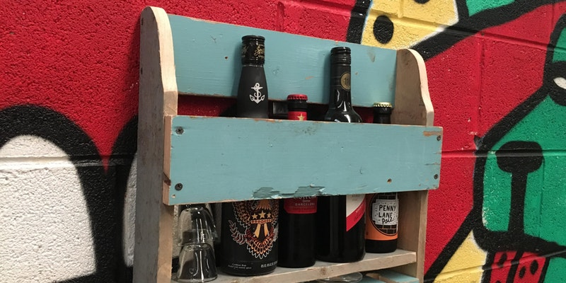 Make. Liverpool: Father's Day Woodworking Class: Build it, Bond it.
